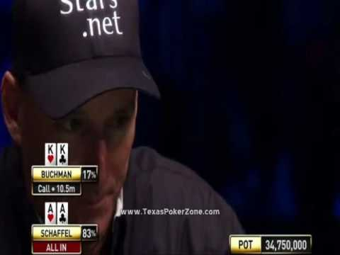 You will run KK into AA 4.32% of the time in a 9-handed poker game. Don't sweat these spots.