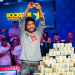 WSOP 2018 Main Event Winner John Cyn